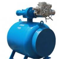 厂家直销供暖阀门 焊接一体大口径全焊接球阀 可按客户要求定做
